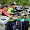 Practice and improve Paintball at home