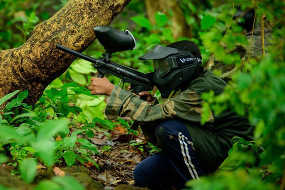 Tips to up your Paintball game